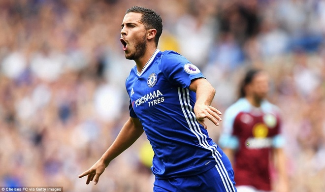 'Hazard co the quyet dinh chuc vo dich NH Anh' hinh anh 2