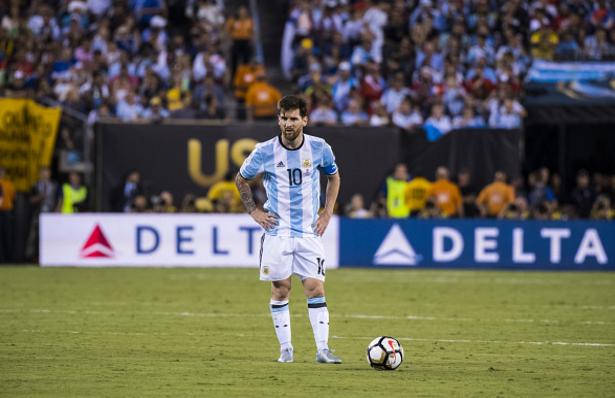 Messi tro lai Argentina anh 1