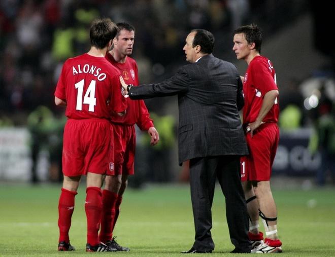 Benitez ban Alonso vi tien anh 1