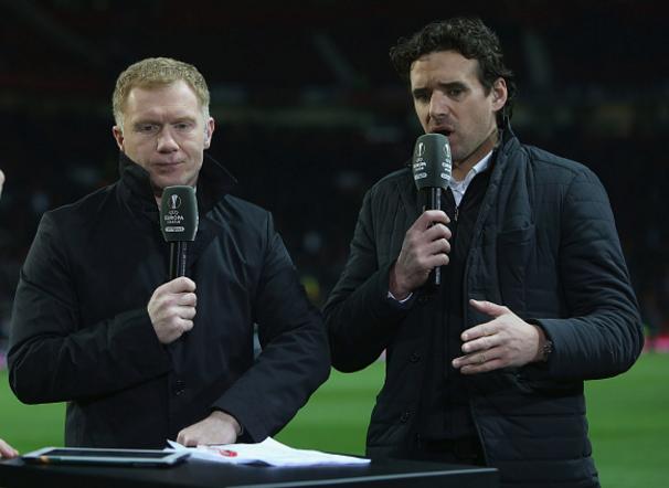Paul Scholes chi ra su khac biet giua Mourinho va Van Gaal hinh anh 1