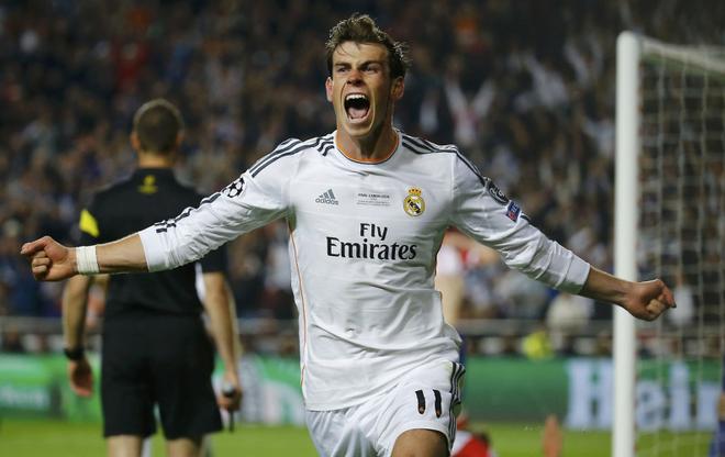 Nhieu sao Real nong mat vi Gareth Bale doi luong khung hinh anh