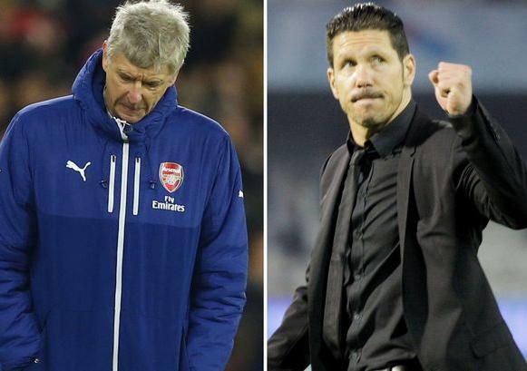 Huyen thoai cua Arsenal muon Simeone ke vi Wenger hinh anh