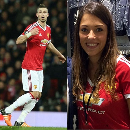 Dan WAGs Manchester United anh 5