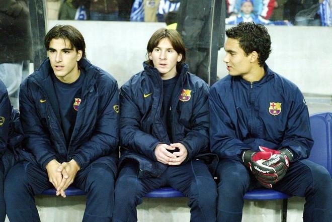 Messi duoc moi ky hop dong tron doi voi Barca hinh anh 1