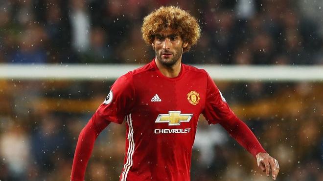 Fellaini quyet den dap niem tin tu Mourinho hinh anh 1
