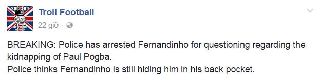 MU thua Feyenoord, fan dua nhau che nhao Pogba hinh anh 4