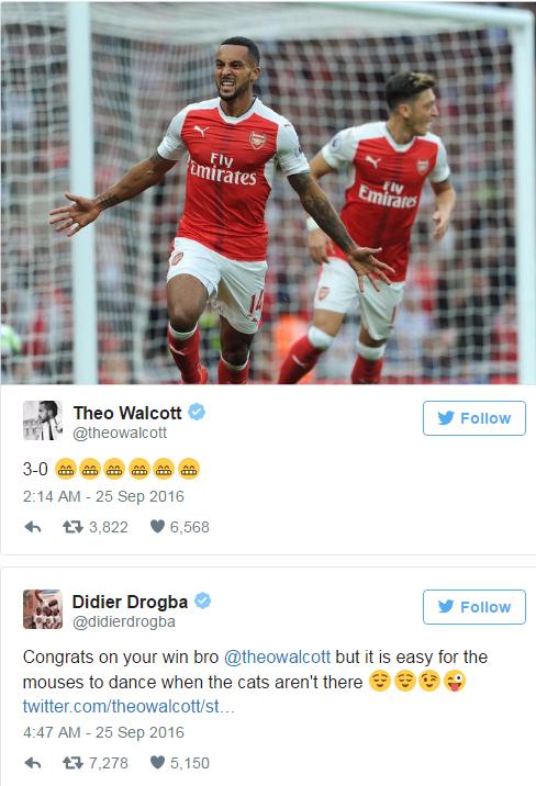 Drogba vi Arsenal nhu nhung con chuot hinh anh 2