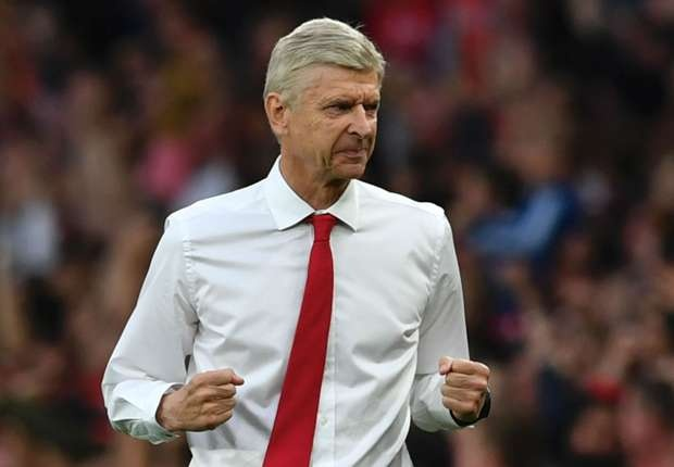 Wenger de ngo kha nang dan dat DT Anh hinh anh