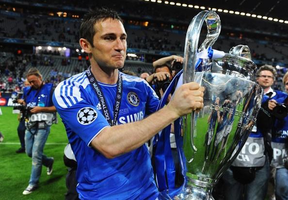 Lampard muon tro thanh huan luyen vien cua Chelsea hinh anh 1