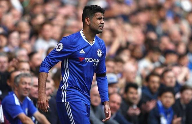 Conte va Costa cai lon trong phong thay do hinh anh