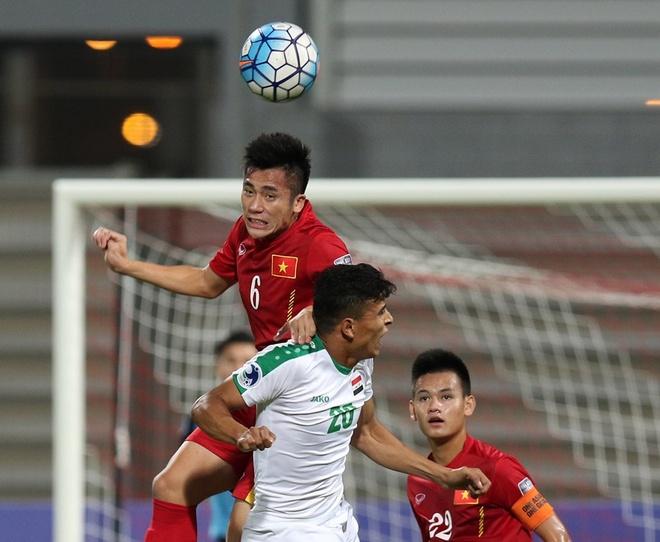 U19 Viet Nam vao tu ket anh 1