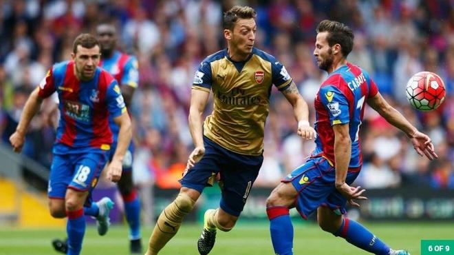 Nhung khoanh khac dep nhat cua Ozil tai Arsenal hinh anh 5