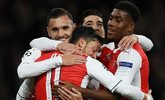 Nhung khoanh khac dep nhat cua Ozil tai Arsenal hinh anh 8