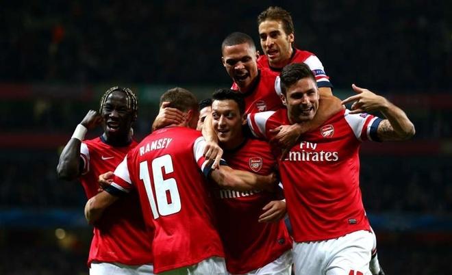 Nhung khoanh khac dep nhat cua Ozil tai Arsenal hinh anh 3