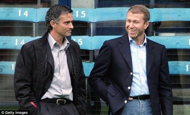 Mourinho lan dau trai long ve viec bi Chelsea sa thai hinh anh 2