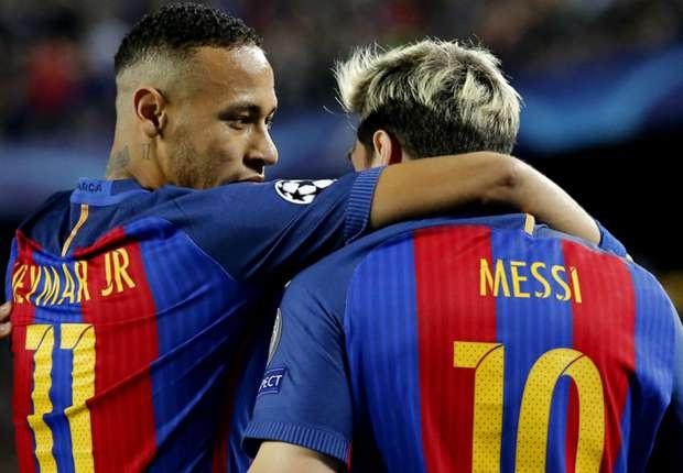 'Neymar truong thanh nho Messi va Ronaldo' hinh anh 1