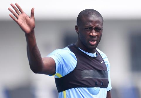 Pep Guardiola rong luong tha thu cho Yaya Toure hinh anh
