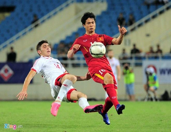 Cong Phuong thay Van Quyet anh 1