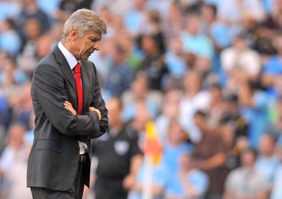 Wenger va Mourinho loi thoi anh 1