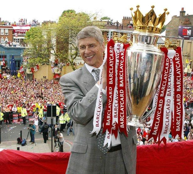 Mourinho xo xien 'chien tich' trang tay cua Wenger hinh anh 1