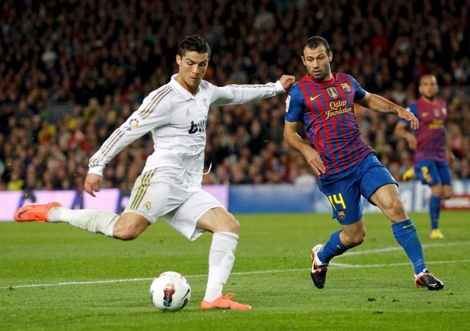 5 ban thang dang cap cua Cristiano Ronaldo tai Nou Camp hinh anh