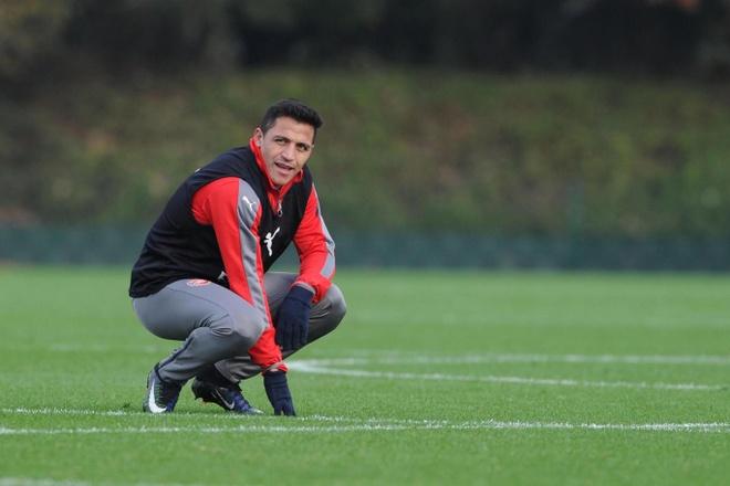 Conte up mo ve kha nang chieu mo Sanchez hinh anh 1