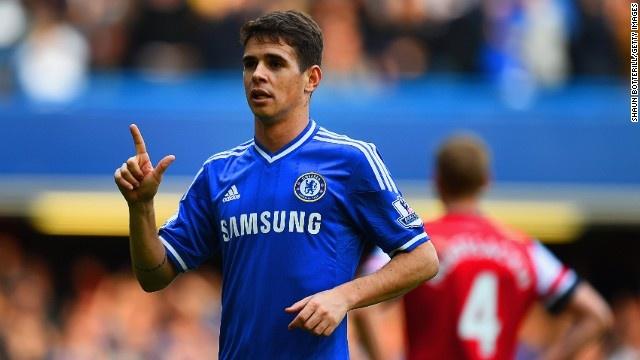 10 khoanh khac dep nhat cua Oscar trong mau ao Chelsea hinh anh 4