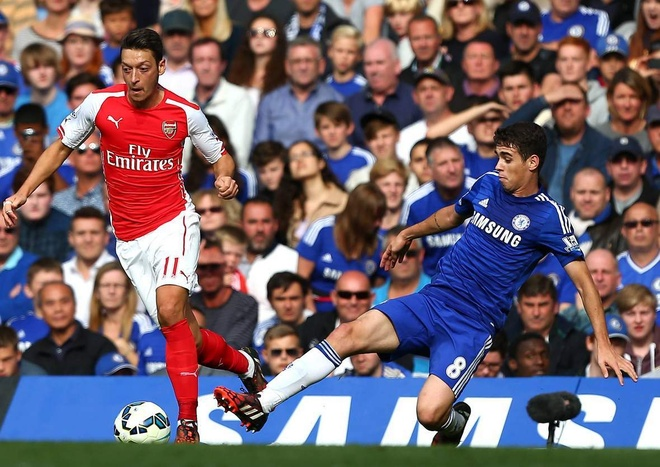 10 khoanh khac dep nhat cua Oscar trong mau ao Chelsea hinh anh 6
