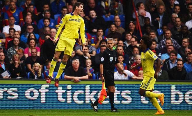 10 khoanh khac dep nhat cua Oscar trong mau ao Chelsea hinh anh 5
