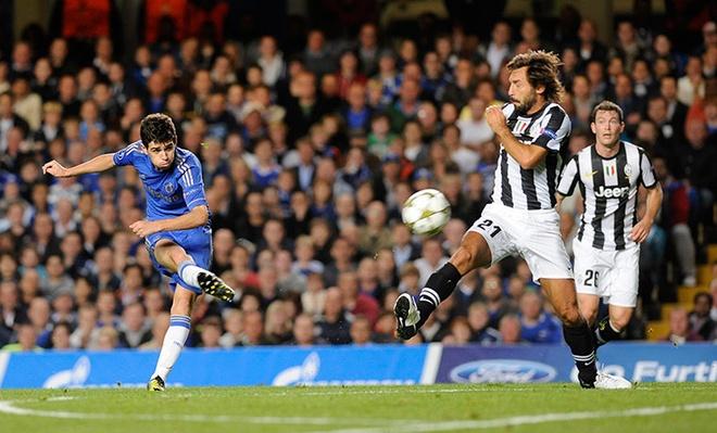10 khoanh khac dep nhat cua Oscar trong mau ao Chelsea hinh anh 1