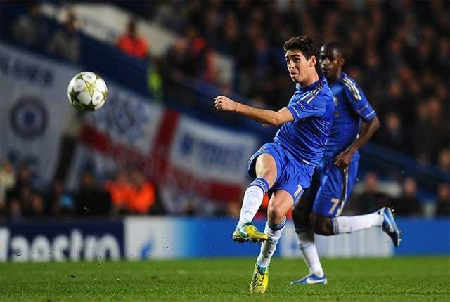 10 khoanh khac dep nhat cua Oscar trong mau ao Chelsea hinh anh 2