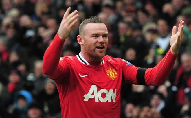 Thang tram cua Rooney trong mau ao Quy do hinh anh 15