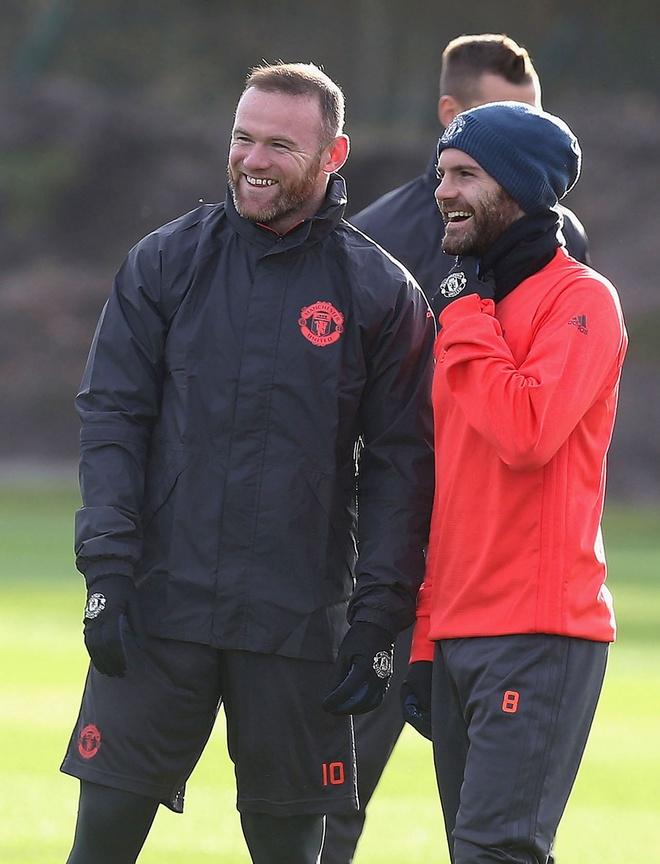 Blog Juan Mata: 250 ban thang, chuc mung Rooney hinh anh 1