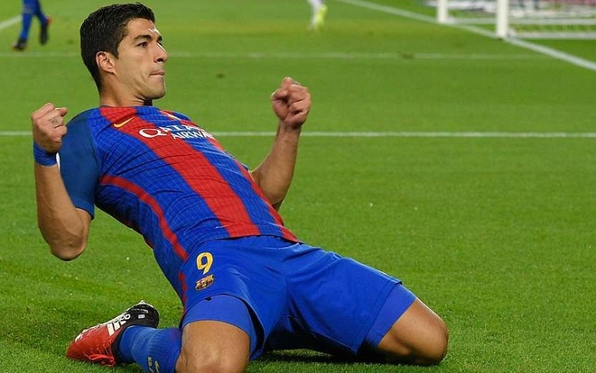 O tuoi 30, Luis Suarez vuot mat nhieu huyen thoai hinh anh 1