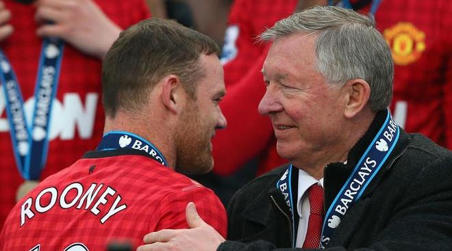 Sir Alex: Ky luc cua Rooney se ton tai mai mai hinh anh
