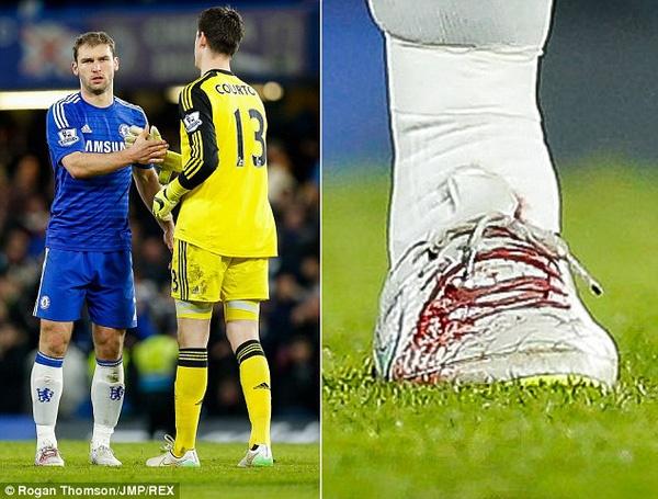 Tam thu Chelsea gui Ivanovic: Chia tay mot huyen thoai hinh anh 1