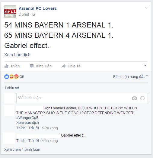 Fan Arsenal phan no vi doi nha that bai tham hai hinh anh 6