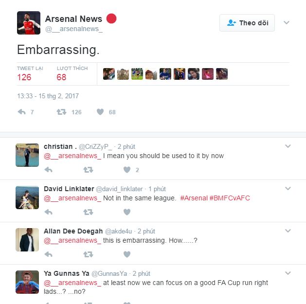 Fan Arsenal phan no vi doi nha that bai tham hai hinh anh 2