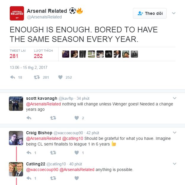 Fan Arsenal phan no vi doi nha that bai tham hai hinh anh 3
