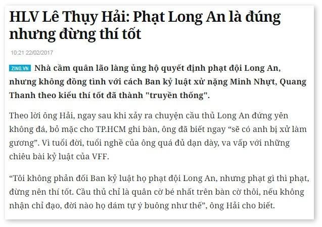 An phat Minh Nhut CLB Long An anh 3