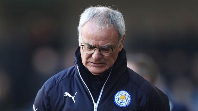 Leicester City sa thai Ranieri anh 1