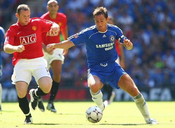 Nhung tran chung ket de doi cua Rooney tren san Wembley hinh anh 1