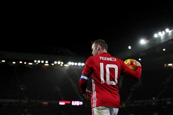 Nhung tran chung ket de doi cua Rooney tren san Wembley hinh anh