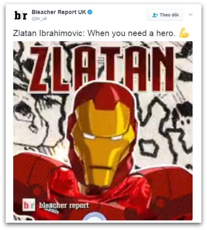 The gioi bong da nga mu truoc 'sieu nhan' Zlatan Ibrahimovic hinh anh 6