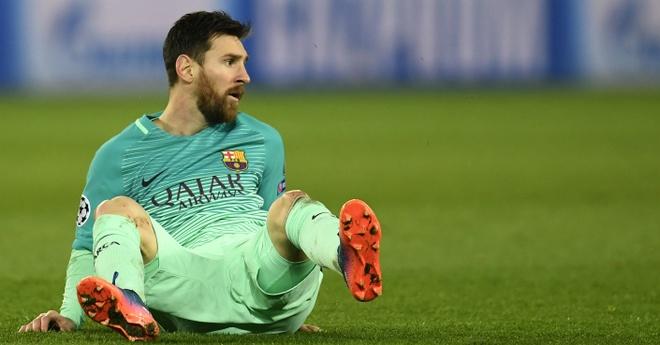 Doi bong hang hai Tho Nhi Ky 'coi re' Messi hinh anh 1