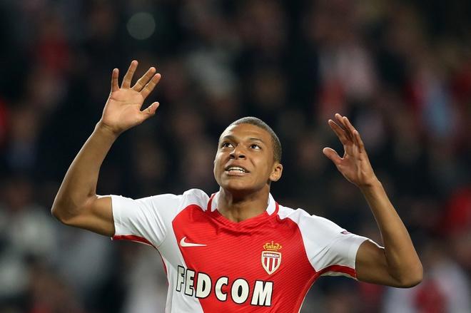 Chuyen nhuong: Monaco tu choi de nghi 95 trieu bang cua MU cho Mbappe hinh anh
