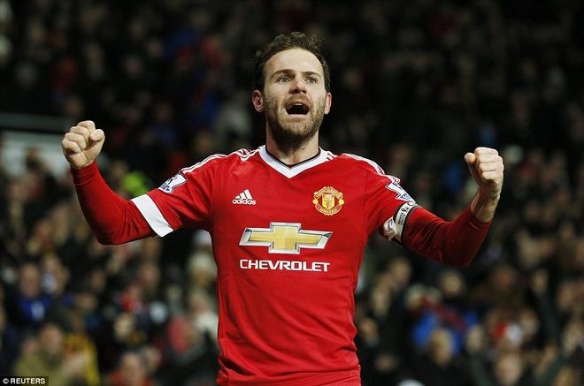 Blog Juan Mata: Khat khao ngay tro lai san co hinh anh 1