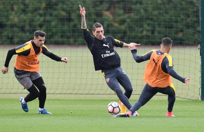 'Vua toc do' cua Arsenal trinh lang kieu toc ky di hinh anh 5