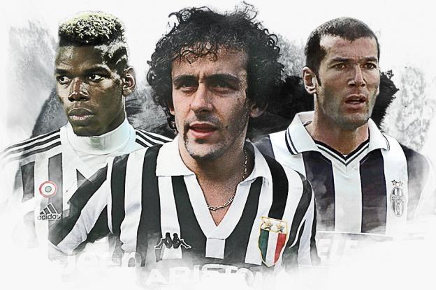 Doi hinh nguoi Phap tung choi cho Juventus hinh anh