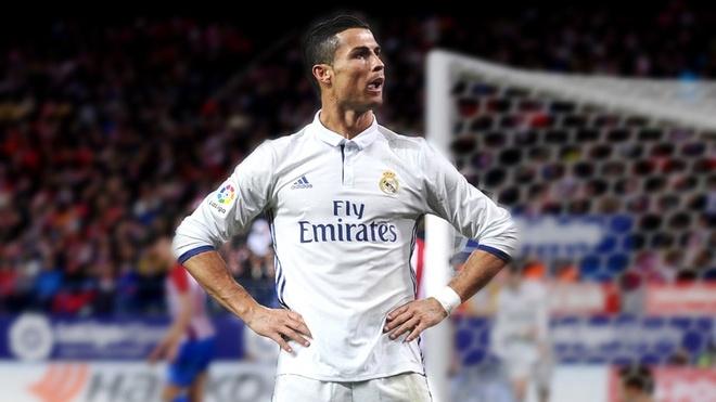 Huyen thoai Real chi ra yeu to ngan Ronaldo ghi ban hinh anh